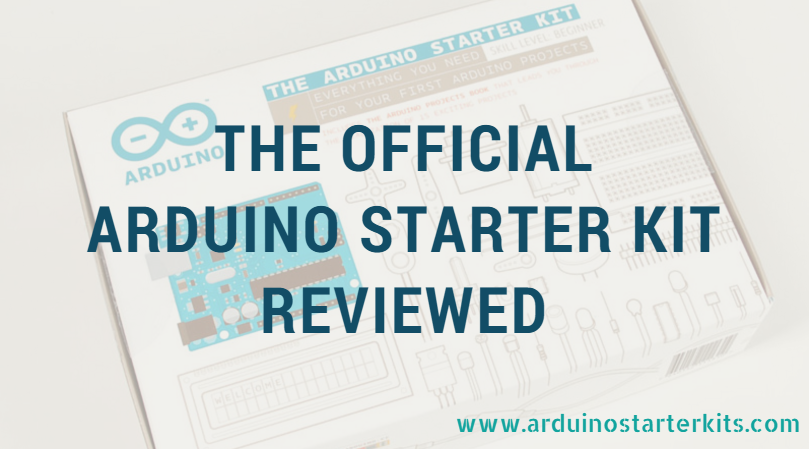 Arduino Starter Official Kit