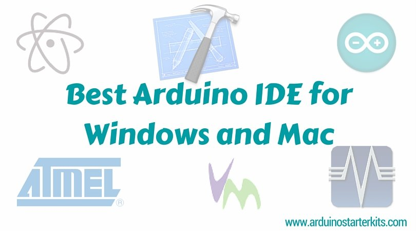 Arduino IDE Alternatives