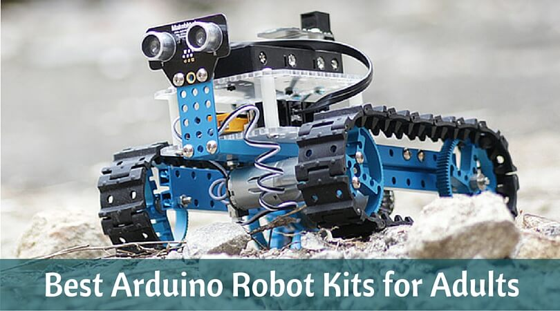 Best Arduino Robot Kits for Adults