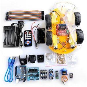Crenova Robot Car Kit