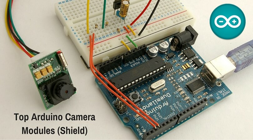 Top arduino camera modules shield starter kits