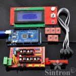 (Sintron) 3D Printer Controller Kit For Arduino RepRap