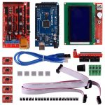 Kuman 3D Printer Controller Kit for Arduino