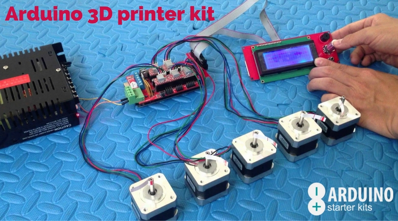 Top arduino d printer kits of make yourself