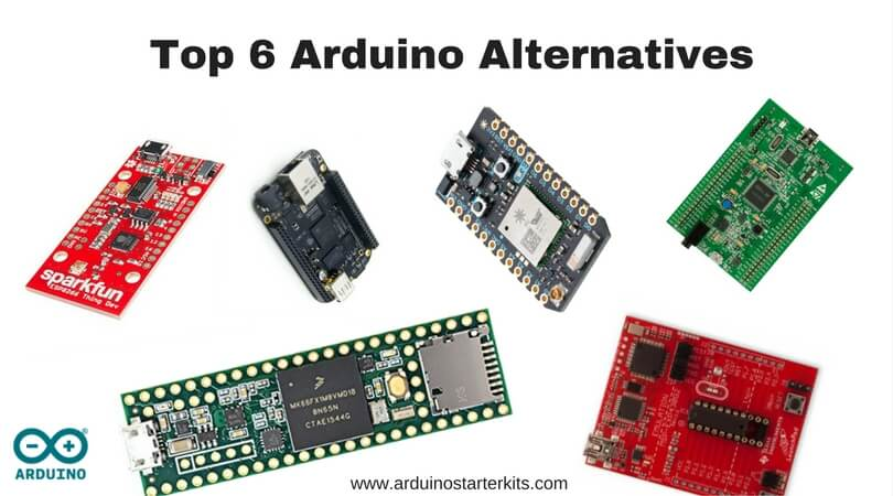 Top 6 Arduino Alternatives of 2018 | Get The Best One