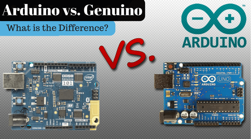 Arduino Vs Genuino