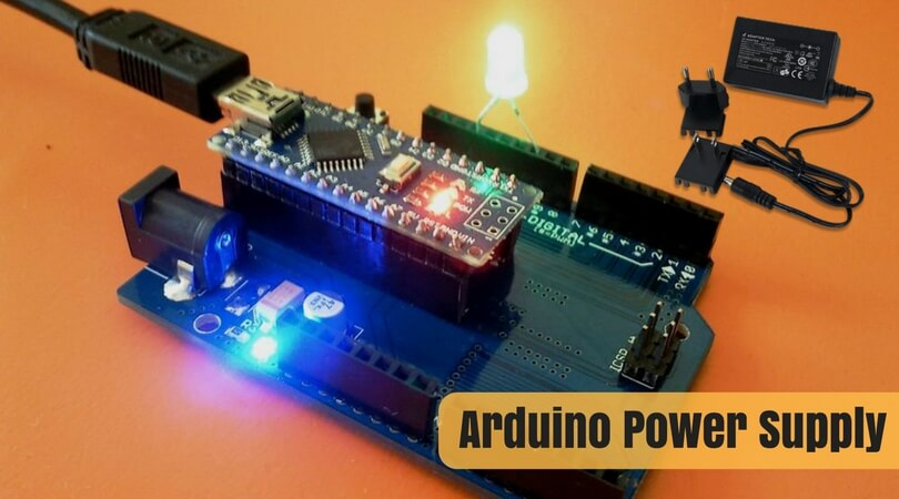 Arduino Power Supply