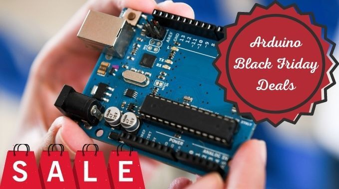 Arduino Black Friday deals