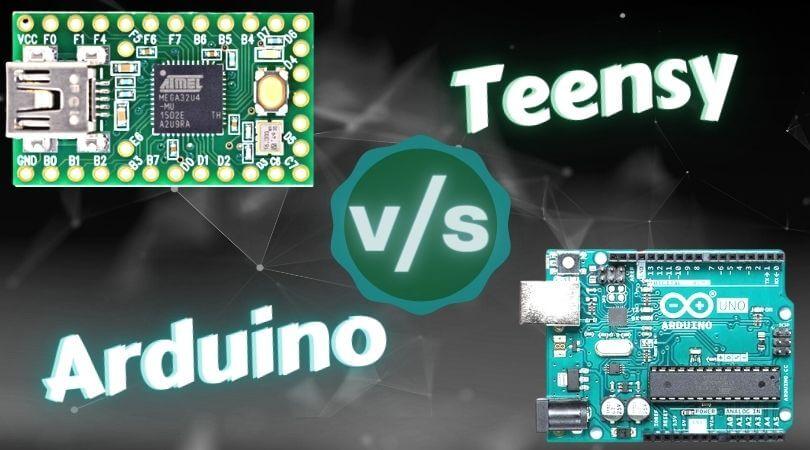 Teensy vs Arduino